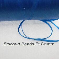 Royal Blue Sinew 50 Feet (15.24 M) Dream Catchers, Leather Bead Crafts 70lb Test
