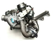 Twin Turbocharger BMW 123d / X1 23dX 150kw N47D20 7810960 7804638 7804637