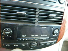 HVAC Blower Control Switch Standard HS-360 fits 04-11 Toyota Sienna