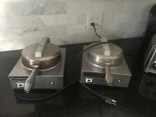2 Used Toastmaster 1980's Waffle Ice Cream Cone Makers