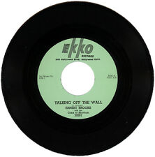 """ERNEST BROOKS And The CZARS OF RHYTHM  """"TALKING OFF THE WALL""""      LISTEN!"""