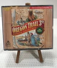 The Oregon Trail 3rd Edition Pioneer Adventures (PC CD-ROM, 1997) Computer Game