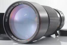 【Excx+5】 Tokina AT-X SD 80-200mm f/2.8 Lens For Canon FD From Japan 18162