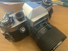 Praktica Pl Nova Ib Camera 1:3,5  35-70MM LENS MC PENTACON LENS MUST LOOK!!!!