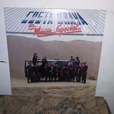 COSTA BRAVA-LP En Mission Especial-Rare Orig.1st.Press.PROFONO 85.Barely Played!