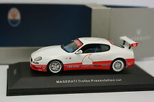 Ixo 1/43 - Maserati Trofeo Presentation car