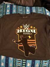 Wwe Rey Mysterio Jr T-Shirt Loot Crate Slam Crate High Flyers Xxl Nxt Wcw Aew