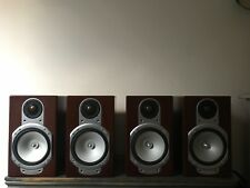 Monitor Audio Silver Rs1 Speakers X 4