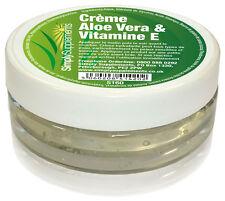 Crème Aloe Vera & Vitamine E - Hydratante et adoucissante - 100ml
