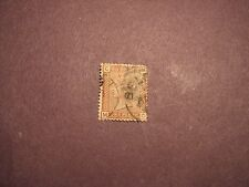 Great Britain Stamp Scott# 79 Queen Victoria 1880-81 L37