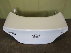10 11 12 13 14 Hyundai Genesis Coupe Trunk Lid OEM *LOCAL PICK-UP DALLAS, TX*