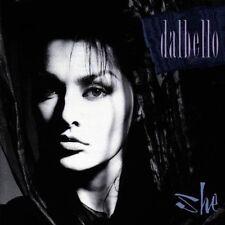 Dalbello She (1987) [CD]