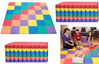 30cm Baby Crawling Puzzle Mat Soft Eva Foam Kids Play Home Carpet Floor Blanket