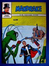 Mandrake  Monde Mysterieux N°130 Edition de Remparts