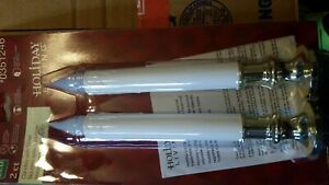 Holiday Living 2-Pack 9 in. LED Candles w/Timer Bronze