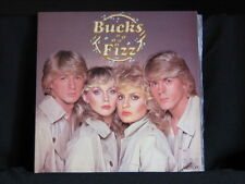 Bucks Fizz. Self-Titled Debut Album. 33 lp Gatefold Record Album. 1981.