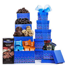 Ghirardelli Regal Tower Gift Baskets Gift Basket Holiday Gift Baskets