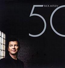 Rick Astley - 50 Vinyl LP BMG Rights Management