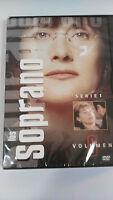 Los Soprano Stagione 1 Vol 6 Episodi 11-12-13 HBO DVD Nuovo Sigillato Sealed