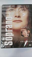 LOS SOPRANO TEMPORADA 1 VOL 6 EPISODIOS 11-12-13 HBO DVD NUEVO PRECINTADO SEALED