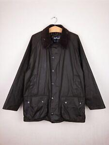 Barbour A830 Classic Beaufort Wax Jacket Men's Size 44