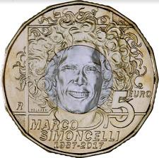 5 Euro - San Marino -  Marco Simoncelli - UNC        (Vorverkauf / Pre sales)