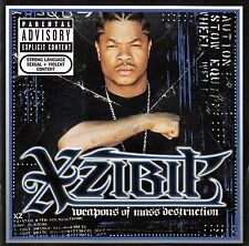 Xzibit: weapons of mass destruction/CD (Sony BMG Music 2004)