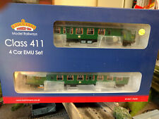Bachmann OO Gauge Class 411 4CEP EMU Set