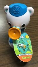 Fisher-Price OCTONAUTS Bath Squirter Captain BARNACLES Comes With Tags