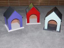 Wood Dog House for American Girl dog handmade and new