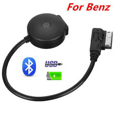 1PC Bluetooth Music Adapter  MMI Interface Wireless For Mercedes-Benz