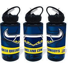 NRL North Queensland COWBOYS Drink Bottle