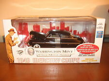 1949 Mercury Coupe Washington MINT  Metal Series HAWK NEW IN BOX 1:24 SIZE