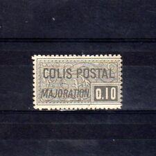 Colis Postaux n° 155 neuf avec charnière