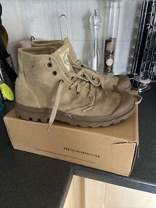 Mens French Indochina Palladium Boots UK10.5