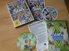 2 Spiele zum Top Preis! Die Sims 3 Traumkarrieren + Design-Garten Accessoires