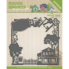 Yvonne Creations Moving Madness - Moving Frame Cutting Die YCD10097