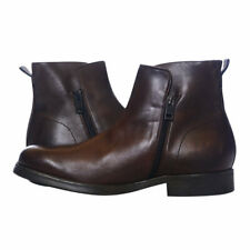 DIESEL VICIOUS D VICIOUS CH ZIP Mens Boots Leather High Neck Casual Brown Boots