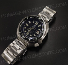"Steeldive Automatic ""Captain Willard - Apocalypse Now"" Diver's Watch, Seiko NH35"