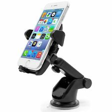 360° Swiveling Car Windshield Dashboard Suction Cup Holder Stand for Smart Phone