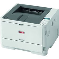 Oki B412dn Led Printer - Monochrome - 1200 X 1200 Dpi Print - Plain (62444301)