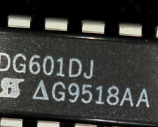 Siliconix dg601dj High Speed Quad SWITCH ANALOGICO dg601 16 PIN