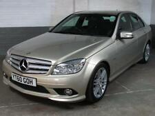 C-Class Saloon 50,000 to 74,999 miles Vehicle Mileage Cars