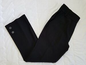 1 NWT BELYN KEY WOMEN'S PANTS, SIZE: SMALL, COLOR: BLACK (J117)