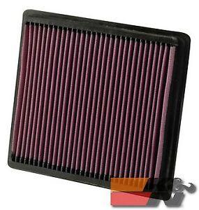 K&N Replacement Air Filter For CHRYSLER SEBRING 2.0L-L4 2007 33-2373