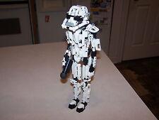 Lego 8008 Stormtrooper Technic Star Wars 100% Complete