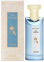 Bvlgari Eau Parfumee Au The Bleu by Bvlgari for unisex EDC 2.5 oz New in Box