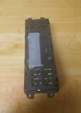 NEW GE OVEN CONTROL BOARD PART NUMBER  WB27T10477