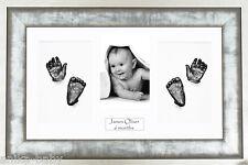 NUOVA GRANDE BABY Sibling CASTING KIT REGALO Mano & piedi getta URBAN METAL TELAIO 3D