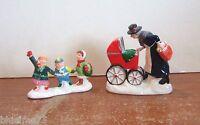 Dept 56 Snow Village Nanny and The Preschoolers #54305 (Y363)